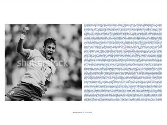 Shutterstock Print Ad - One Thousand Hashtags - Neymar