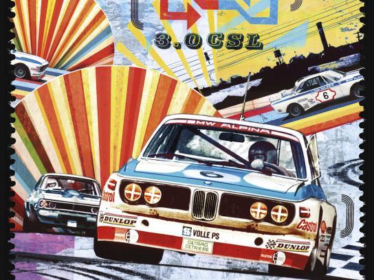 BMW Print Ad - '70s