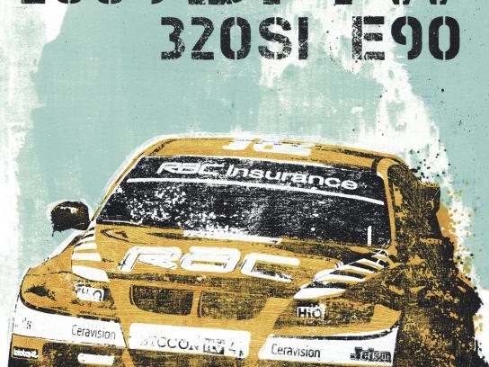 BMW Print Ad - '00s