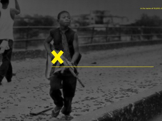 Amnesty International Print Ad -  Child soldiers