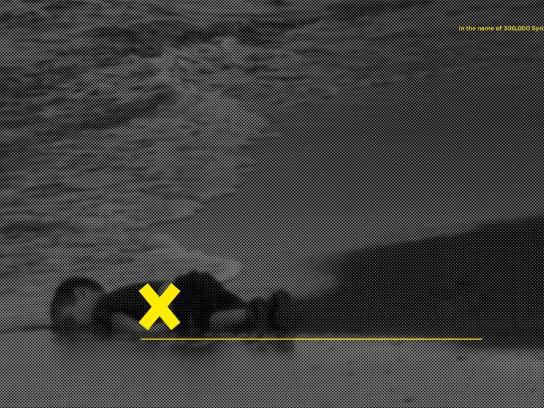 Amnesty International Print Ad -  Refugees