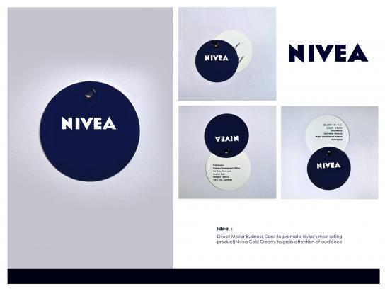 Nivea Direct Ad - Cold cream