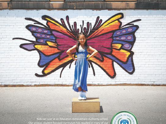 Education Achievement Authority Print Ad -  Wing, 3