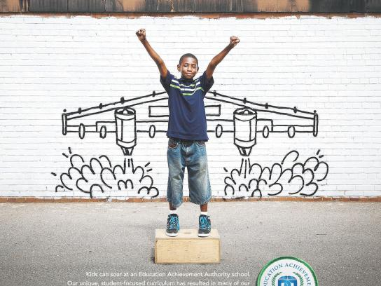 Education Achievement Authority Print Ad -  Wing, 4