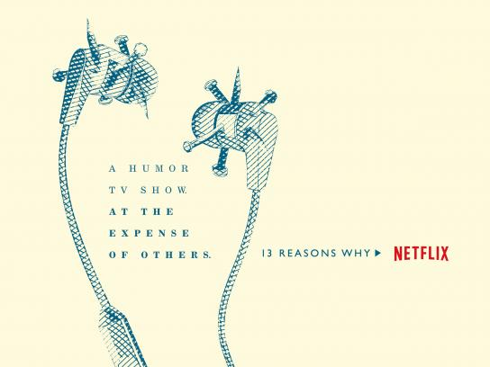 Netflix Print Ad - Torture Words, 3