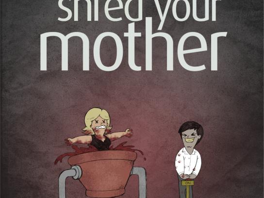 13th Street Print Ad -  How I shred your mother