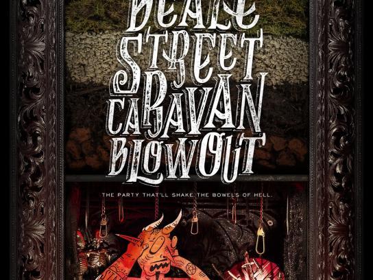 Beale Street Caravan Outdoor Ad -  Torture