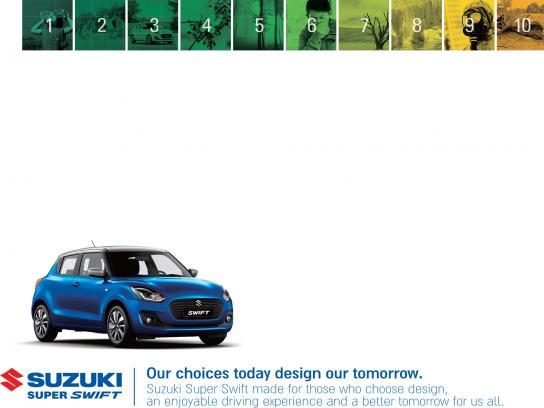 Suzuki Print Ad - Choices