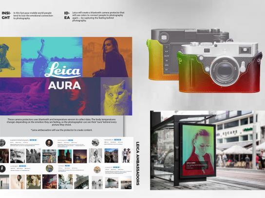 Leica Digital Ad - Aura, 2