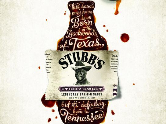 Stubb's Print Ad - Tennessee