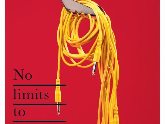 Philharmonie de Paris Print Ad - No Limits, 1