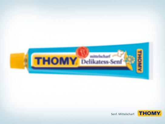 Thomy Outdoor Ad -  Mittelscharf