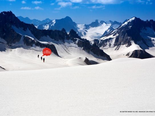 Kalpataru Print Ad - Mountain