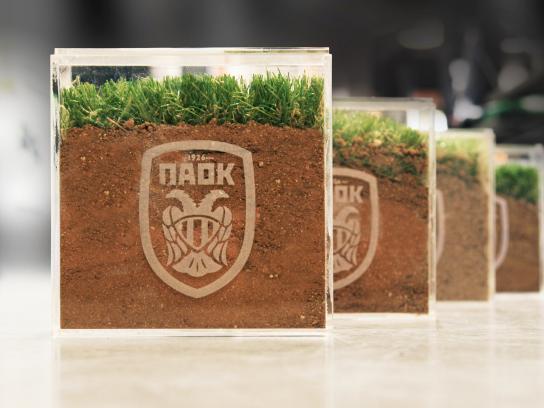 PAOK FC Direct Ad -  Fan Merchadising