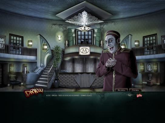 Paleta Drácula Digital Ad -  Game
