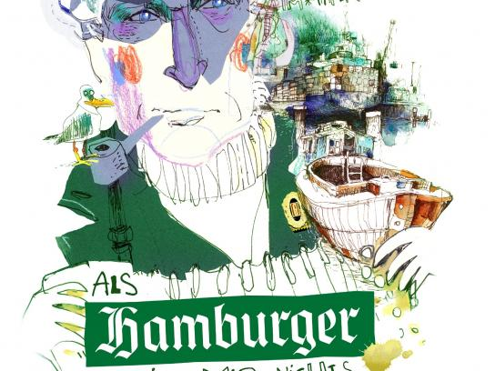 Hamburger Abendblatt Print Ad -  City, 1