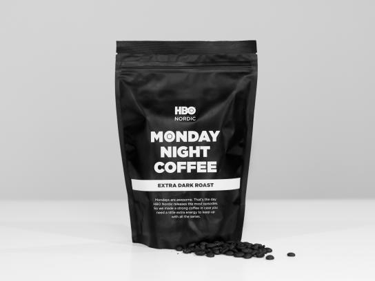 HBO Nordic Direct Ad - Monday Night Coffee
