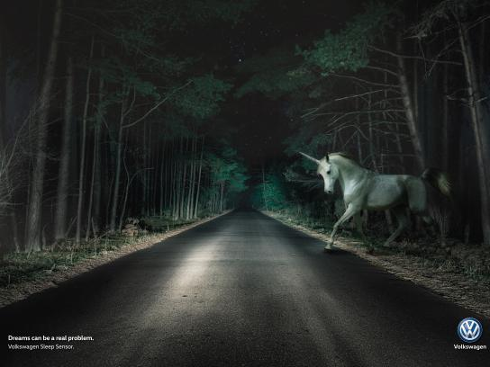 Volkswagen Print Ad - Muse