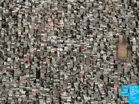 Unicef Print Ad -  Fevela