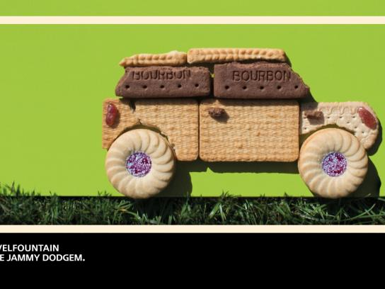 Mini Print Ad -  Biscuit