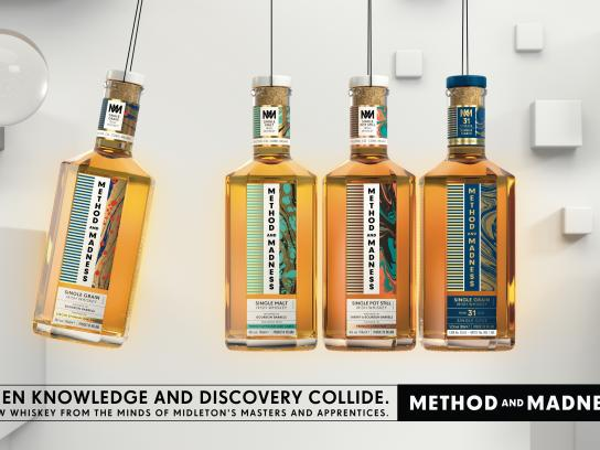 Method and Madness Print Ad - Knowledge and discovery