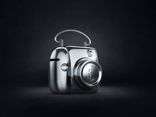Isbank Print Ad - Penny Bank, Dreams - Camera