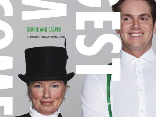 Heineken Outdoor Ad - Gerrie and Casper