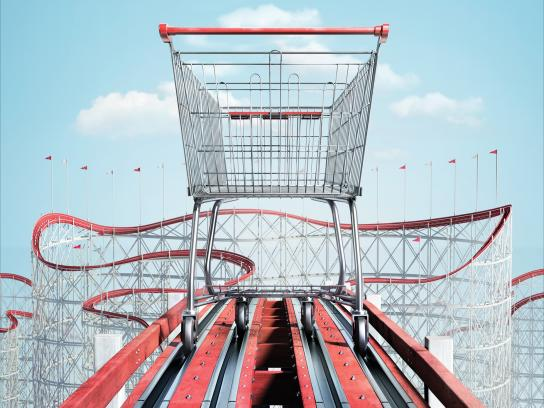 McGladrey Print Ad -  Rollercoaster