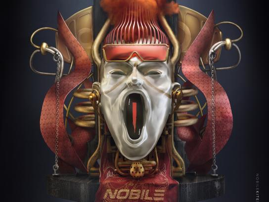 Nobile Print Ad - Nobile Tribes - Sun