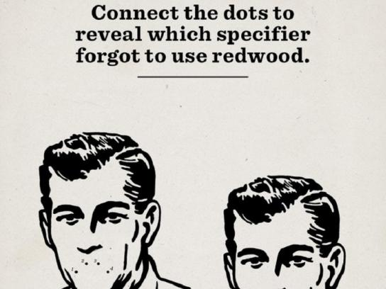 Humboldt Redwood Print Ad - The Obvious Choice, 3