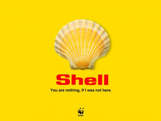 WWF Outdoor Ad - Shell