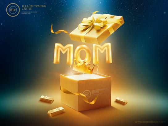 Bullion Trading Center Print Ad - Your Gift in Right Place, 3