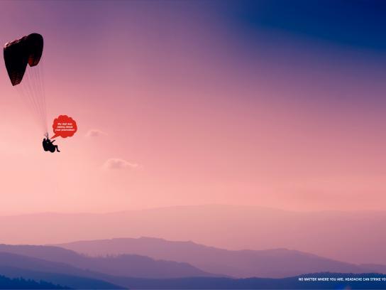 Kalpataru Print Ad - Parachute