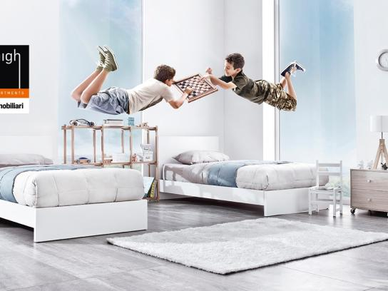 Inmobiliari Print Ad -  Floating, 3