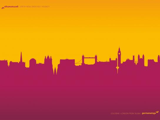 Germanwings Print Ad -  Colondon