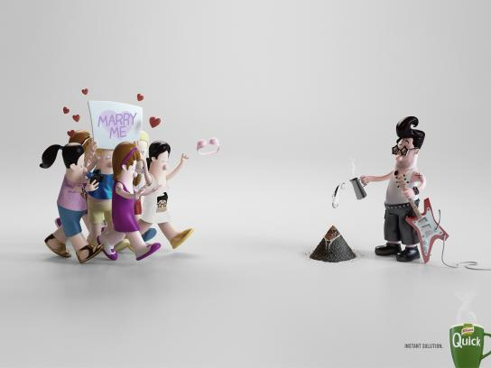 Knorr Print Ad -  Popstar