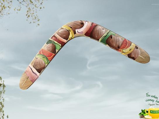 Mundo Verde Print Ad -  Barbecue