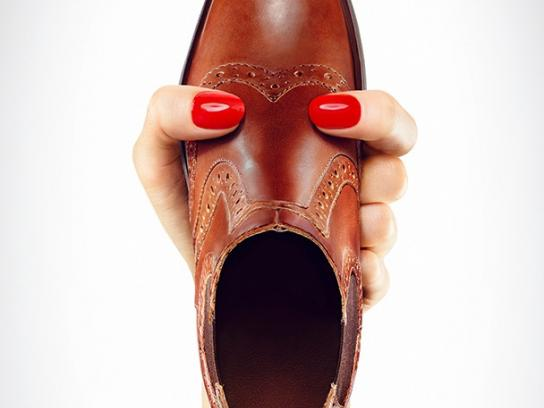 MAX Shoes Print Ad -  Face, 4