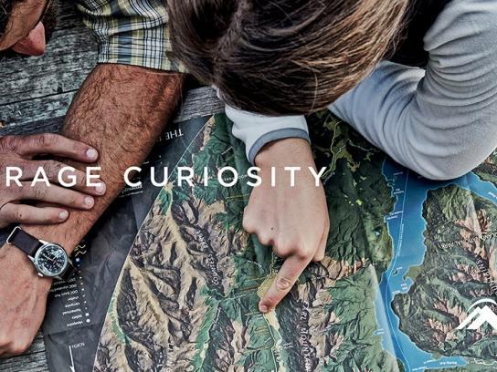 Macpac Outdoor Ad -  Curiosity