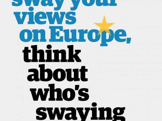 Guardian Print Ad - Sway