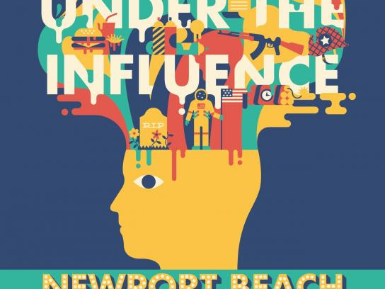 Newport Beach Film Festival Print Ad -  15 years