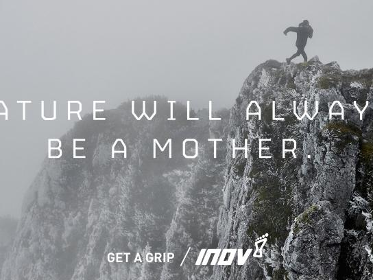 Inov8 Print Ad - Nature Mother