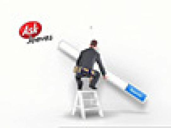 AskJeeves Film Ad -  Hammer