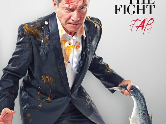 The Fab Awards Print Ad -  Guy