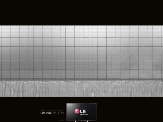 LG Print Ad -  Psycho