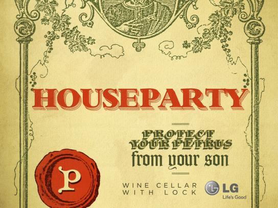 LG Print Ad -  Label, 3