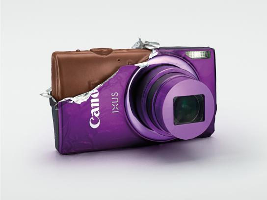 Currys Print Ad -  Camera