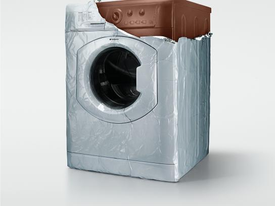 Currys Print Ad -  Washing machine
