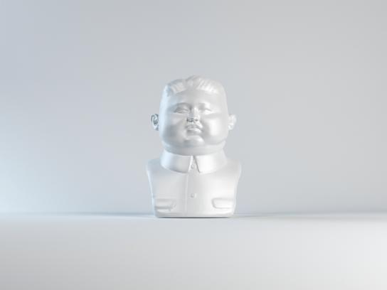 Durex Print Ad - Kim Jong Un