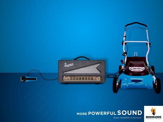 Kıvılcım Müzik Print Ad - More Powerful Sound, 3